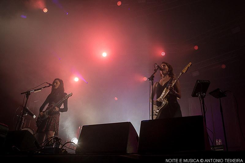 Warpaint - NOS Alive '17