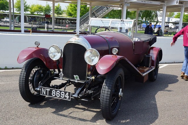 Bentley 3-litre Speed 1925, Sony SLT-A65V, Sony DT 18-135mm F3.5-5.6 SAM (SAL18135)