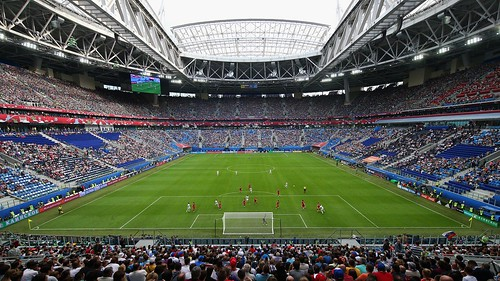 FIFA Confederations Cup 2017 - Group A, Matchday 1 - Russia 2 - 0 New Zealand - Krestovsky Stadium, St. Petersburg - June 17, 2017