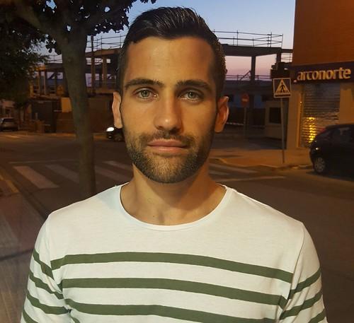 David Lara, director técnico sección de fútbol Club Vistazul