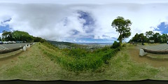 The Lookout at Ualaka'a State Park - a 360 Equirectangular VR