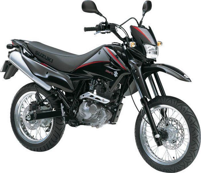 Suzuki DR 125 SM 2008 - 3