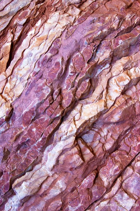 Фрагмент скалы