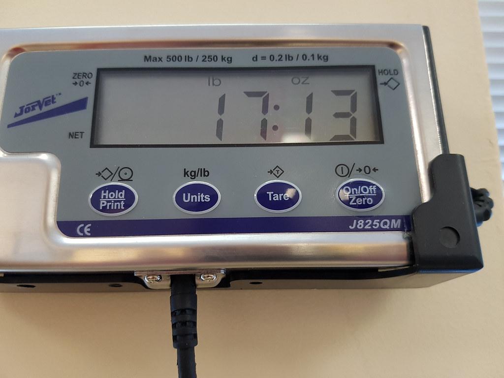AP Racing J Hook Rotor Weight | 17lbs 13oz | Ryan Gsell | Flickr