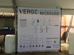 VERGE Hawaii Asia Pacific Clean Energy Summit - June 20-22, 2017: Onsite mini microgrid
