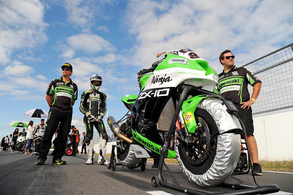 Kawasaki BCperformance Racing Team – Ninja ZX-10R