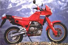 Honda NX 650 Dominator 2002 - 4