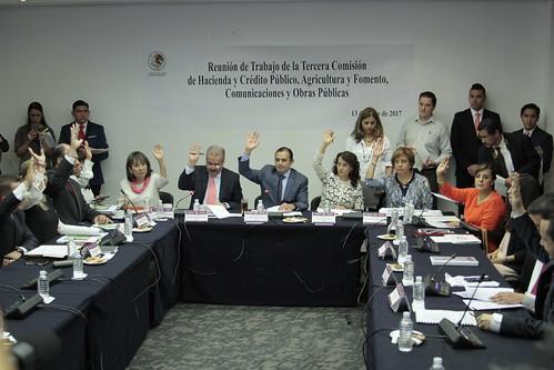 Tercera Comisión de la Comisión Permanente 13/jun/17