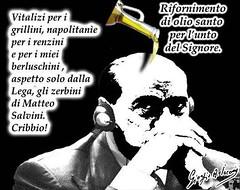 Berlusconi aspetta la Lega di Salvini
