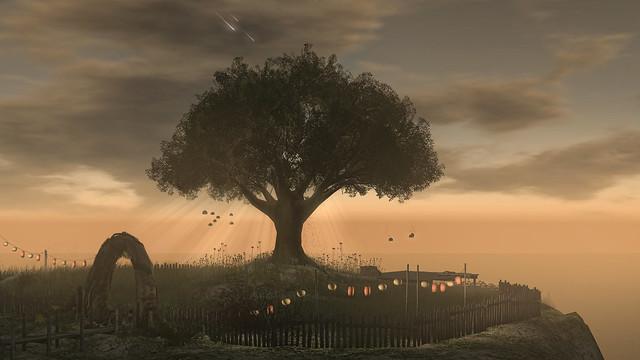 One Tree Hill by Karma Avedon