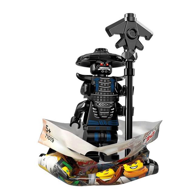 The LEGO Ninjago Movie 71019 Collectible Minifigures 4