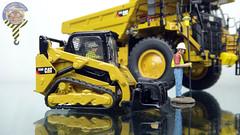 CCM Cat 777G Dump Truck 3