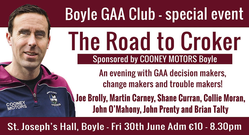 "Boyle GAA ""The Road To Croker"""