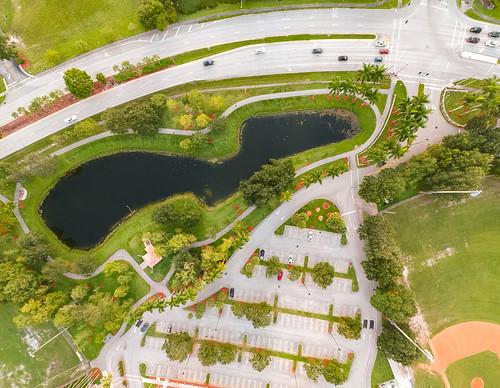 #dji #DJISpark #djiglobal #drones #aerialphotography #dronephotography  Aerial photography taken with the DJI Spark In Coral Springs Florida
