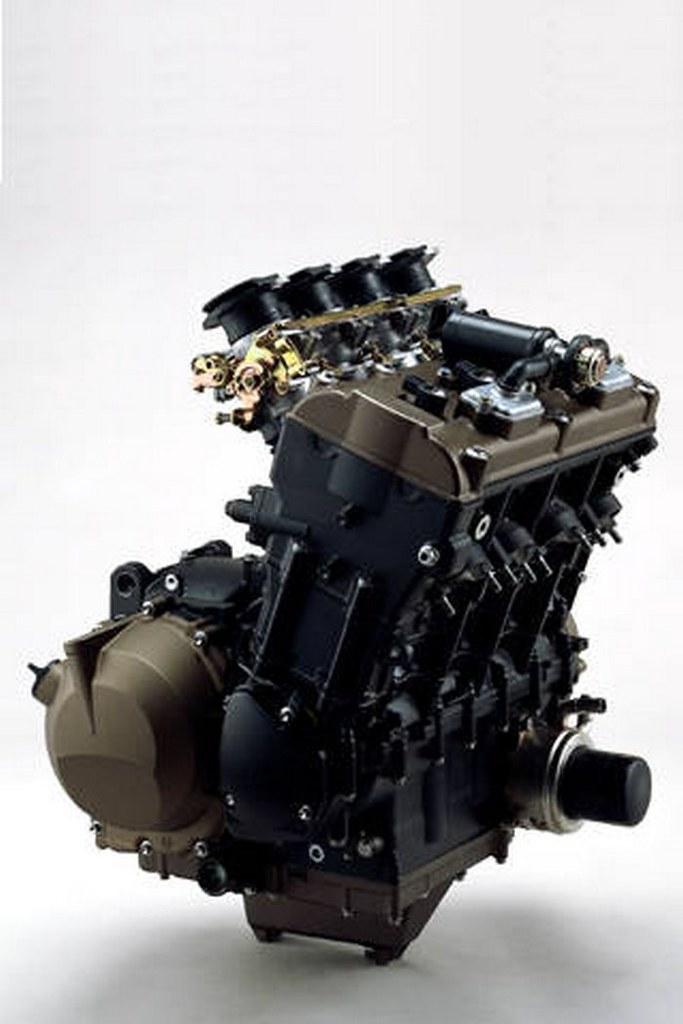 Kawasaki 1200 ZX-12R 2000 - 2