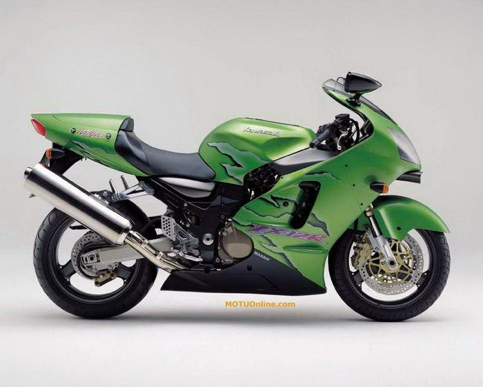 Kawasaki 1200 ZX-12R 2000 - 7