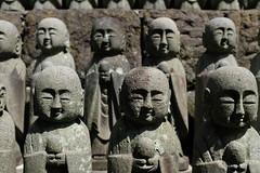 Jizō wall