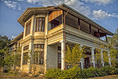 Hsipaw's Shan Palace
