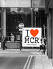 I love MCR one way street