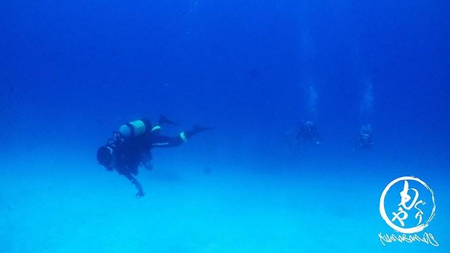 黒島ブルーに包まれて♪