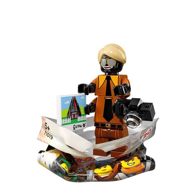 The LEGO Ninjago Movie 71019 Collectible Minifigures  3