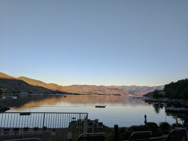 Chelan - Morning View