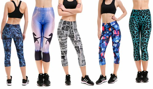 Athletic Capri for Women