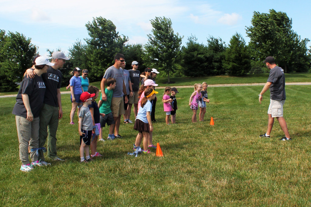 Small Group Field Day