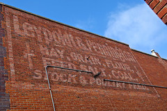 Ghost Sign, North Platte, NE