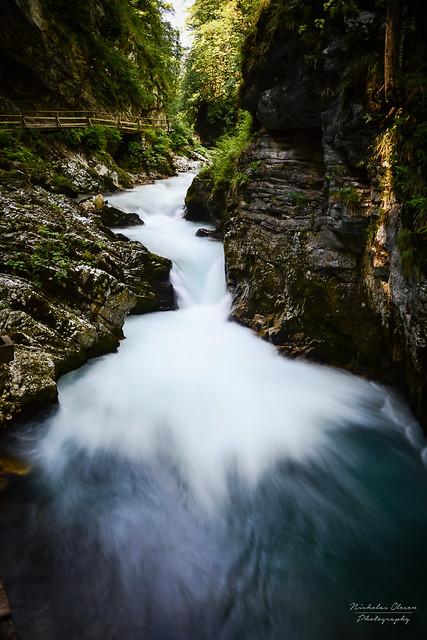 Slovenia | Vintgar Gorge