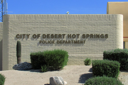 Desert Hot Springs Police (0486)