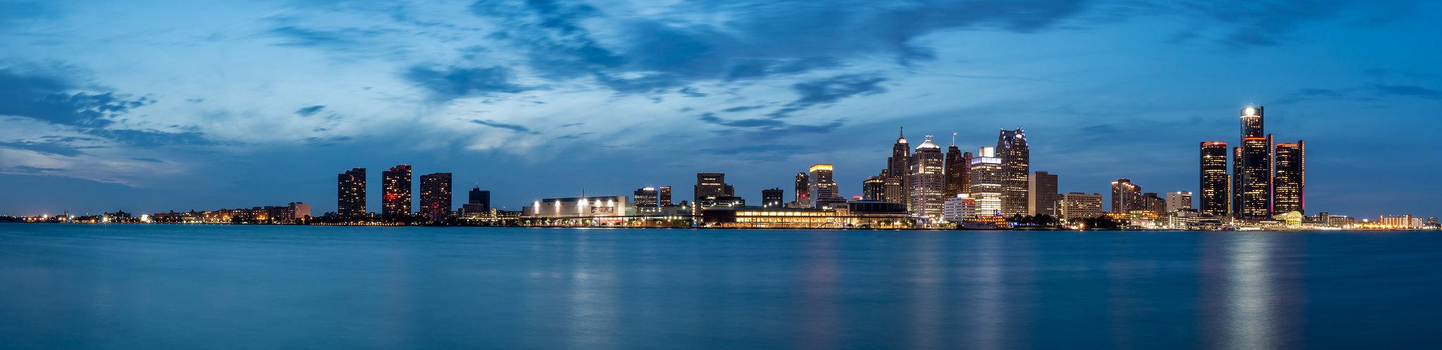Détroit - Michigan - [USA]