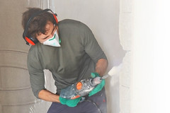 Renovate a building