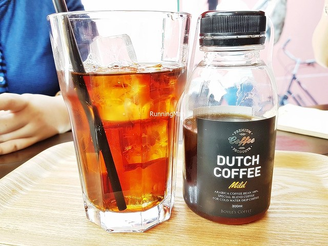 Chilled Dutch Coffee, Mild