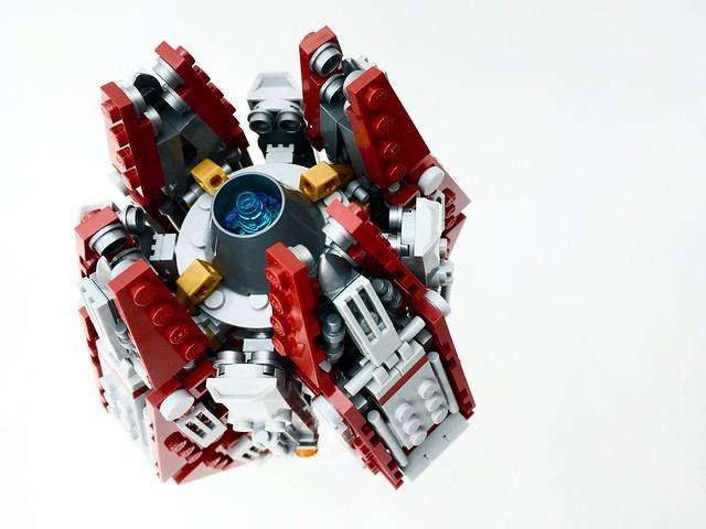 Veronica - Hulkbuster Armour Module