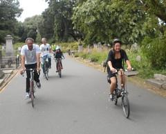 London Parks Ride 35a