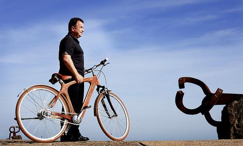 Bicicletas de madera TBK