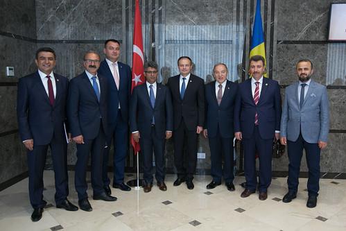 12.07.17Vizita Grupului de prietenie Republica Turcia - Republica Moldova