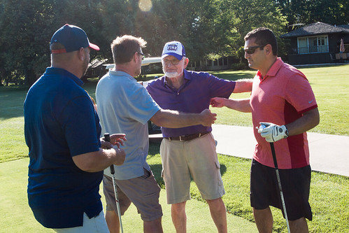 K Club Golf Outing 2017