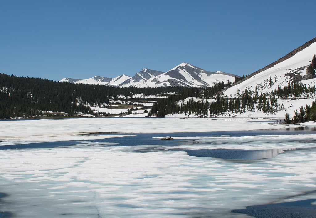 Tioga Lake Iced