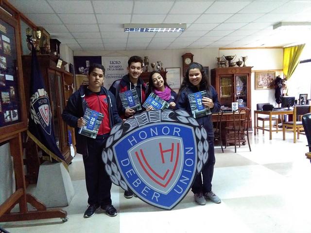Alumnos Intercambio Brasil