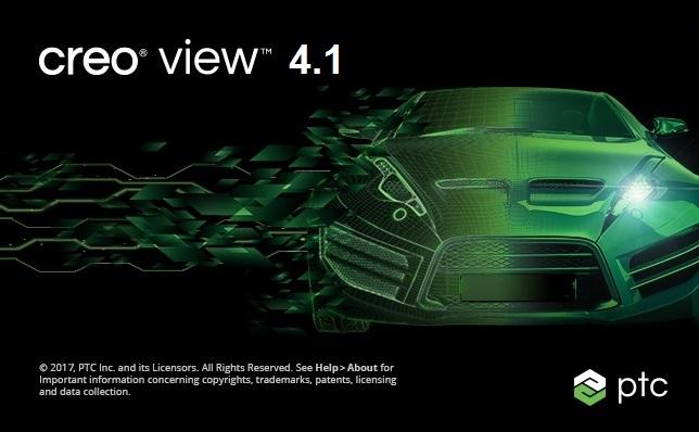 PTC Creo View 4.1 F000 FULL