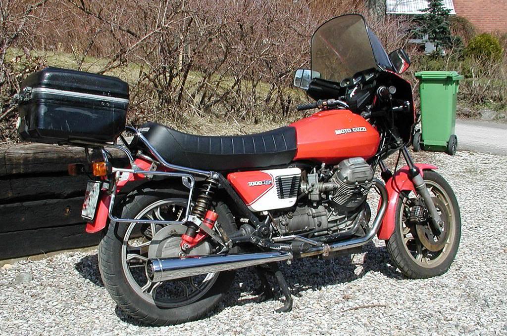 Moto Guzzi SP 1000 - 1983 35840725995_43f6562145_b
