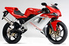 miniature Cagiva 125 MITO SP 525 2008 - 8
