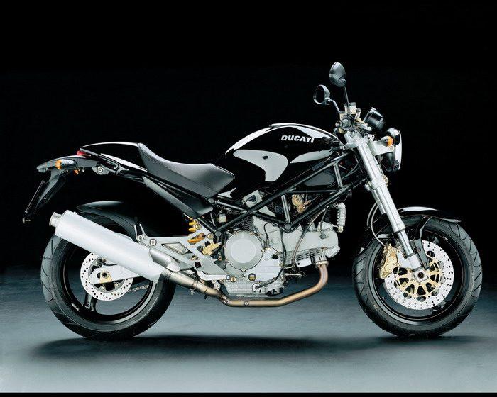 Ducati 1000 MONSTER 2003 - 5