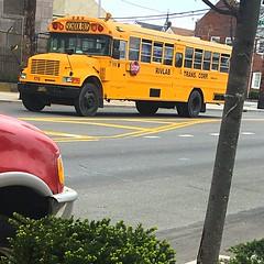 2001-2002? Bluebird International 3800 T444E, Rivlab Trans Corp. Bus#170, Air Brakes, Air Ride, AC, No Radio.