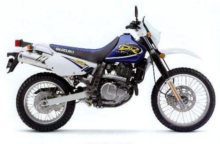 Suzuki DR 650 SE 1996 - 4