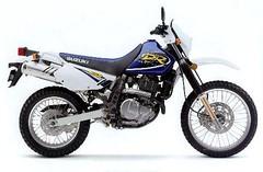 Suzuki DR 650 SE 1998 - 4