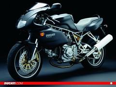 Ducati 750 SS 2001 - 8