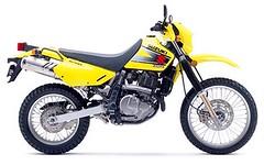 Suzuki DR 650 SE 1998 - 1